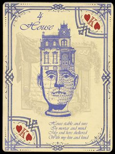 The Widow Norton Lenormand Deck, by Chas Bogan 2012 Astro Tarot, Parlor Games, Divination Cards, Oracle Reading, Tarot Meanings, Deck, Robots For Kids, Card Games, Game Cards