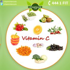 C Vitamini vücudu enfeksiyonlara ve bakterilere karşı korur. Bağışıklık sistemini güçlendirir. Soğuk algınlığı gibi hastalıklarda vücudun direncini artırır. Kolesterolü dengeler. #metabolizma #destekleyici #besin #sebze #meyve #vitamin #beslenme #bağışıklıksistemi #vitamin #balıkyağı #omega3 #sağlık #diyet #health #sağlıklıyaşam #antioksidan #bitkisel #doğa #cvitamini #eklem #eklemağrısı #mineral #sindirim #probiyotik #glukozamin Kendini İyi Hisset.