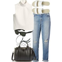 """""""Untitled #1302"""" by osnapitzmariie on Polyvore"""