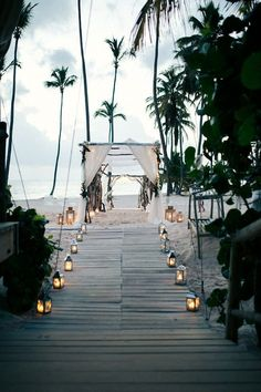 Fairytale Destination Wedding in Punta Cana, Dominican Republic - Wedding - Destination Wedding Boho Beach Wedding, Hawaii Wedding, Trendy Wedding, Hawaii Beach Weddings, Beach Wedding Dresses, Cuba Wedding, Punta Cana Wedding, Perfect Wedding, Dream Wedding