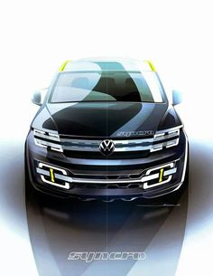 VW off roader