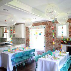 Thema Confetti | Friedasbaby.de  Alle Bilder über Kojo-Designs  Kids party confetti them