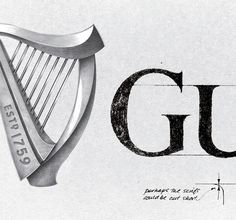 Hitting the right note: Design Bridge on creating a new harp icon for Guinness – Creative Review