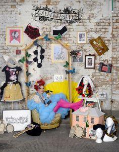 Sarahs Walls! | Art And Chic