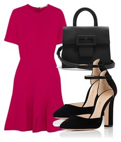 Untitled #4490 by beatrizvilar on Polyvore featuring STELLA McCARTNEY, Gianvito Rossi and Maison Margiela