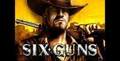 Six Guns Hack Unlock All Items - Bookhacks.com