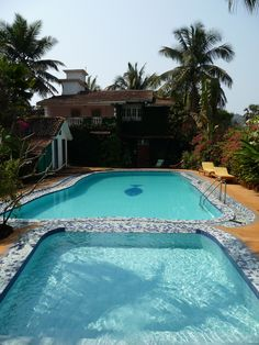 Cavala Resort, Baga, North #Goa