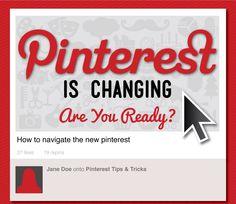 Mundo Seu Marketing: Pinterest revigorado