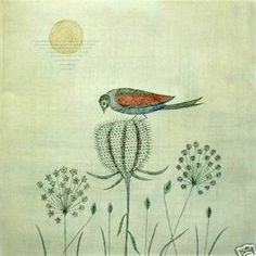 Keiko Minami (1911-2004). A Japanes painter and printmaker, Minami became well known for her work for UNICEF greeting cards and book illustrations.