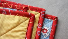 How to Finish a Quilt | Tutorial | Diary of a Quilter Quilting 101, Quilting Tutorials, Machine Quilting, Sewing Tutorials, Sewing Projects, Dress Tutorials, Quilting Projects, Spiral Quilting, Quilting Rulers