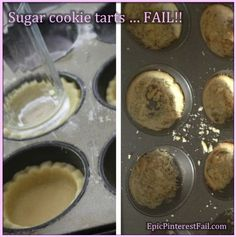 For all of us who have made things on Pinterest that didn't turn out quite right - a site FULL of epic failures!