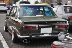 datsun 510 spoiler/emblem/tail light piece......