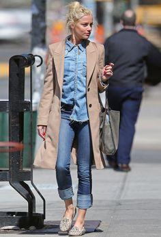 Slippers Amber Heard. Los slippers un básico en calzado para este Otoño. #womensecret  #autumntrends