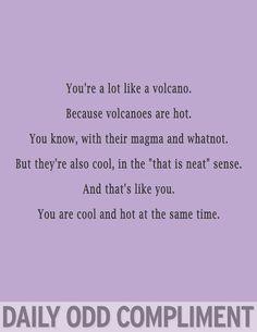 """Volcano Like"""