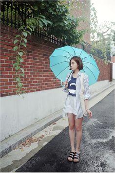 Alter Blouse | Korean Fashion