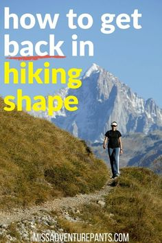 Ready to get back in shape for hiking, backpacking, or trail running after a break? Here's how to build a beginner workout plan that you can ramp up fast. Source by HikingInk Backpacking For Beginners, Backpacking Tips, Hiking Tips, Camping And Hiking, Hiking Training, Endurance Training, Training Plan, Step Workout, Workout Plans