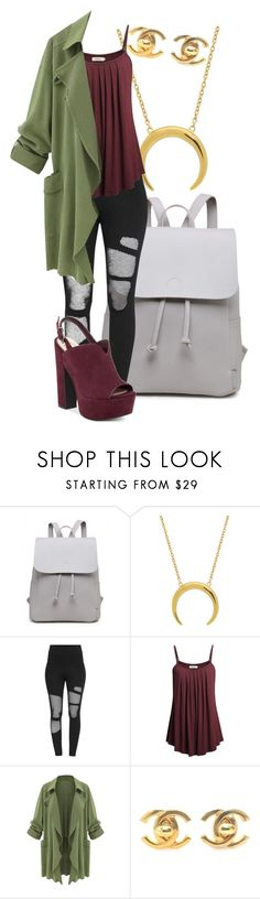 """""""Untitled #359"""" by lydia-n-radford on Polyvore featuring Chanel"""