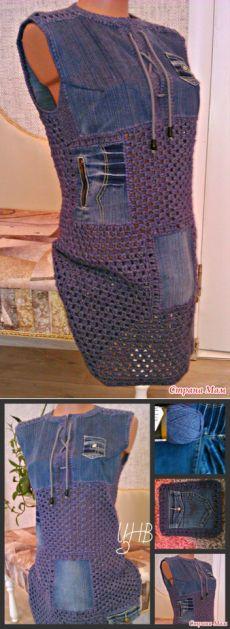 aplicação encontrados se encaixam jeans ou alteração denim - & quot; Shew - tricô - ligue & quot;)) ... ou & quot; coisas combinadas & quot; ... ou & quot; combinação de tricô e costura & quot;  - Mãe País