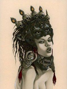 Queen of The Dammed