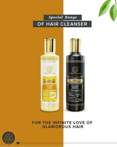 Khadi Natural™ presents to you their wide collection of Natural & Ayurvedic Hair Cleanser which is filled with the goodness of natural herbs and ingredients that helps in cleansing your scalp in the most gentle way and helps in removing the dirt in the most advanced manner. Khadi Natural™ Hair Cleanser helps in keeping the nutrients and moisture intact in your hair by making it more soft and manageable. By being SLS and Paraben free . Hair Cleanser, Moisturizer, Conditioning Shampoo, Conditioner, Anti Dandruff Shampoo, Glamorous Hair, Organic Shampoo, Natural Herbs, Herbalism