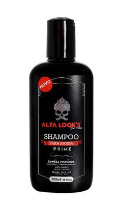 42f196ed1 Shampoo para barba alfa looks prime