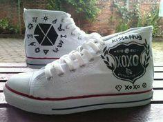 EXO Converse