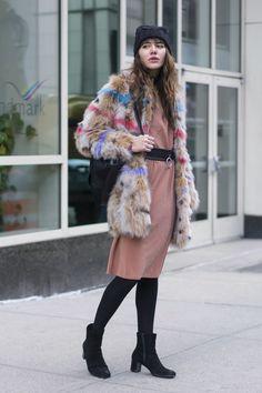 Day 1 NY Fashion Show street style