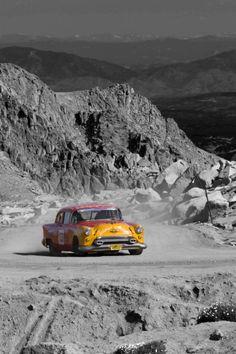 55 best pikes peak hill climb images pikes peak drag race cars rh pinterest com