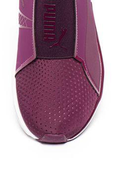 Pantofi slip-on mid-hi, cu aspect matlasat, pentru dans Fierce Puma Pool Slides, Dan, Spring Summer, Slip On, Sport, Sandals, Deporte, Shoes Sandals, Sports