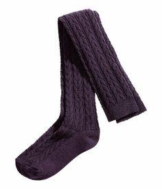 H&M Over the Knee Socks