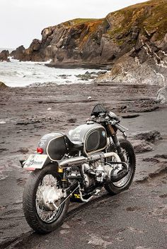 "BMW R100 RT ""La Pantera"" by Russell Mecanica - Lsr Bikes"