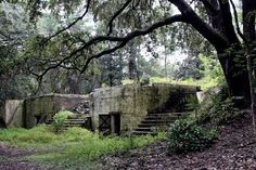 Fort Freemont on Saint Helena Island/Beaufort,SC