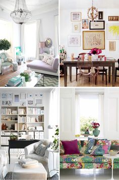 Inspirering rooms!