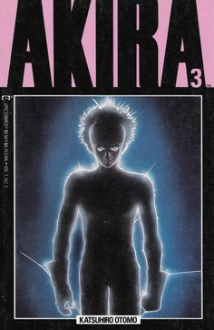 Defekted® - future-fusion: AkiraVol. 1 No. 3 (1988) Sci Fi Comics, Manga Comics, Manga Artist, Comic Artist, Comic Book Covers, Comic Books, Akira Tetsuo, The Artist Movie, Katsuhiro Otomo