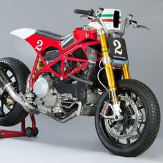 Sometimes a bike comes along stops you in your tracks and forces you to take a second look. This is one such bike. Created in 2010 by the world famous Marcus Moto Design garage in Sweden the Ducati 996S F1 Tracker lit up the worlds motorcycle press like a medium-yield atomic warhead. The bike is...