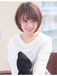 AFLOAT【伊輪宣幸】年齢問わずかわいくなれるショートボブ!!