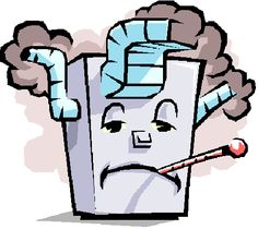How your furnace feels without maintenance!