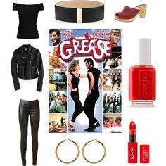Sandy Grease Outfit, great Halloween costume!