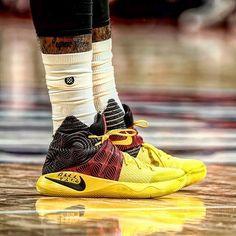 Kyrie Irving #LovetheShoes  #ALLin216 | #NBAKicks