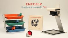 Enfojer: An Analog Darkroom for Printing Your Digital Smartphone Photos