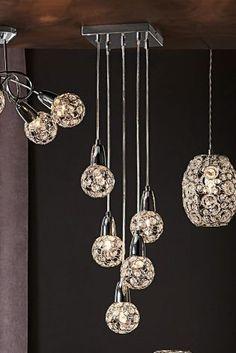 Buy bedu 5 light floor lamp from the next uk online shop kitchen bedu 5 light cluster pendant from next mozeypictures Images