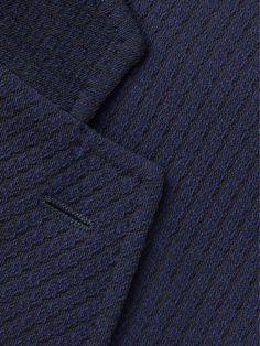 Veste bleue en laine SS17 9933907   Zegna