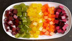 Zdravé želé cukríky bez cukru - To je nápad!