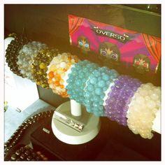 Découvrez les nouveaux bracelets Poetic Gems en pierres fines (Améthystes, Calcédoine, Oeil du Tigre, Onyx...)