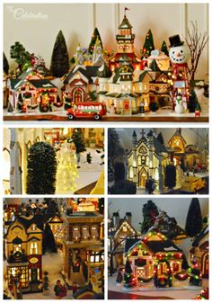 12 Days of Christmas Tour - a magical and fun holiday village.