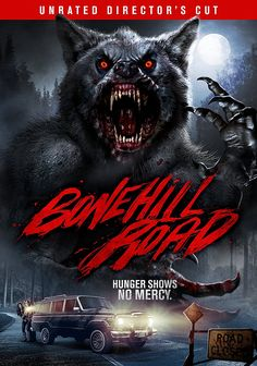 BONEHILL ROAD DVD (WILD EYE RELEASING)