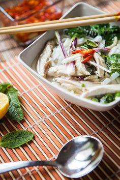 vietnamská Pho
