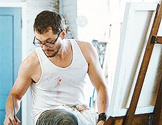 Hugh Dancy In Our Idiot Brother I Forgot To Breathe Hugh Dancy Lone Wolf People