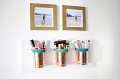DOMINO:20 Clever Ways To Organize a Tiny Bathroom