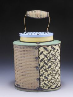 Jeremy Randall is a studio potter creating one of a kind functional and decorative hand-built pottery reminiscent of rural architecture and related ephemera.